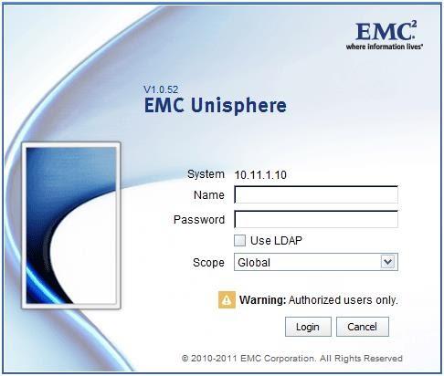 Creating lun on EMC clariion CX4 SAN - RootZones