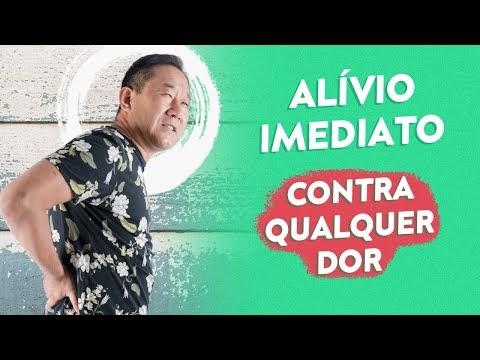 PONTO DO ALÍVIO IMEDIATO DA DOR - ANALGÉSICO NATURAL | Dr. Peter Liu