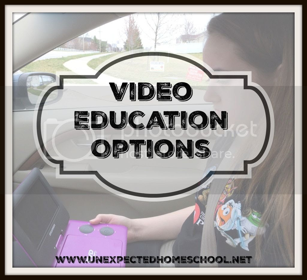 Video Education Options for Middle School and High School