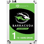 Seagate - Guardian BarraCuda 1TB Internal SATA Hard Drive for Laptops