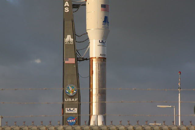 MSL Atlas V at Launch Complex 41