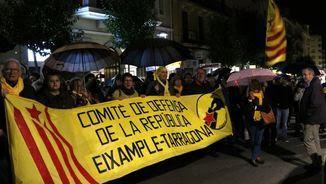 Manifestació CDR Tarragona