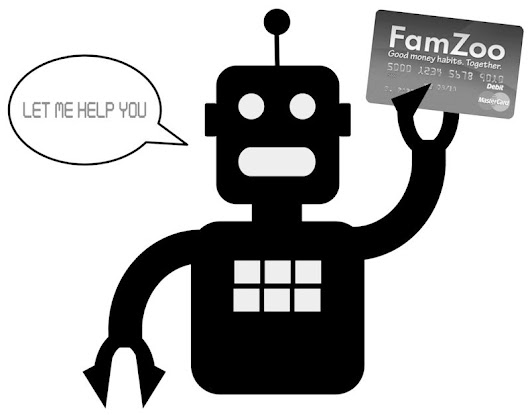 Want to meet our new FAQ robot?