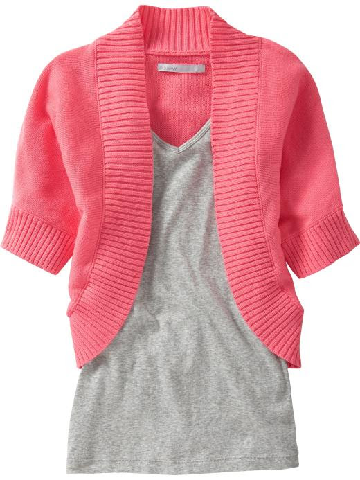 Old Navy Womens Cocoon Sweater Shrugs