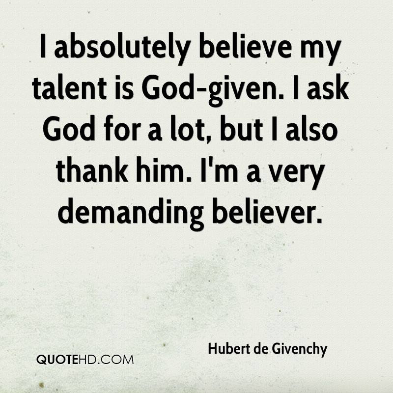 Hubert De Givenchy Quotes Quotehd