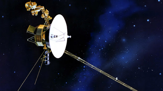 Voyager 2 starts sending strange signals, claims 'hijacked by aliens'