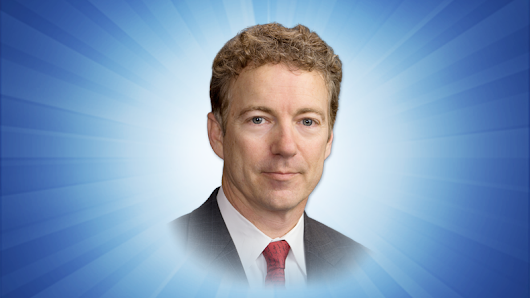 I side 95% with Rand Paul