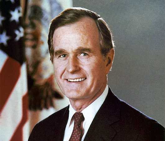 Quotes from President George H.W. Bush to Inspire You