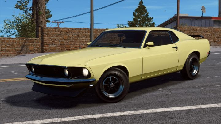 Need For Speed Payback Ford Mustang Boss 302 Ford Mustang 2019