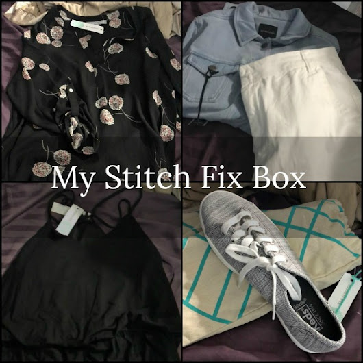 Shopping Made Easy with Stitch Fix