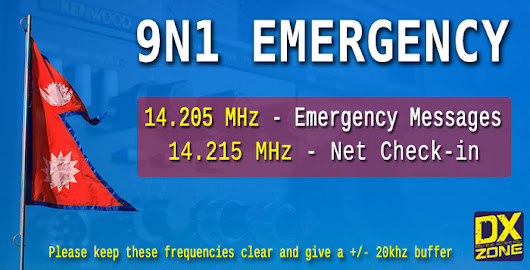 9N1 Emergency NET 14.205 14.215