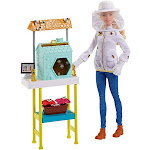 Barbie Beekeeper Playset Blonde