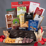 Business Gift Basket by Gourmet Gift Baskets - Food Gift Baskets - Gift Baskets