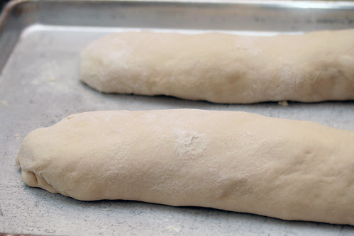 rolled loaves