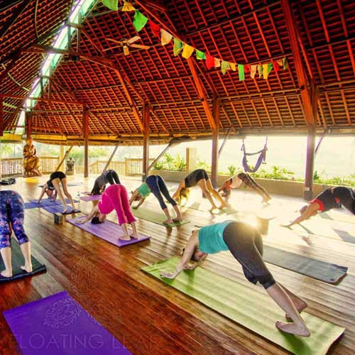 HOW YOGA EVOLVED - Floating Leaf Eco-Luxury Retreat