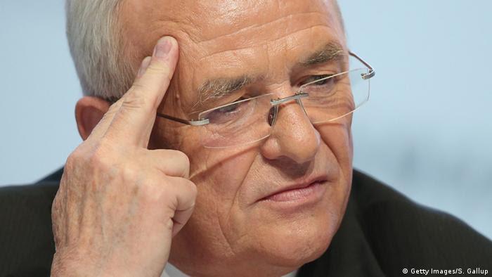 VW's Martin Winterkorn
