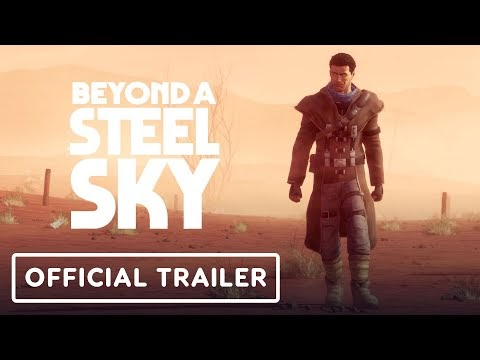 Beyond a Steel Sky for iOS Games Review and Download