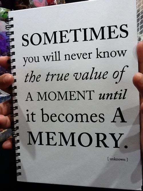 Never Take A Moment For Granted Picture Quotes