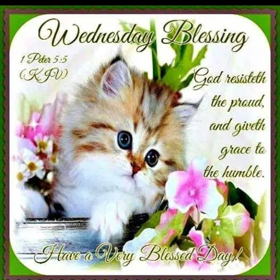Wednesday Blessings With Bible Verse Pictures Photos And Images