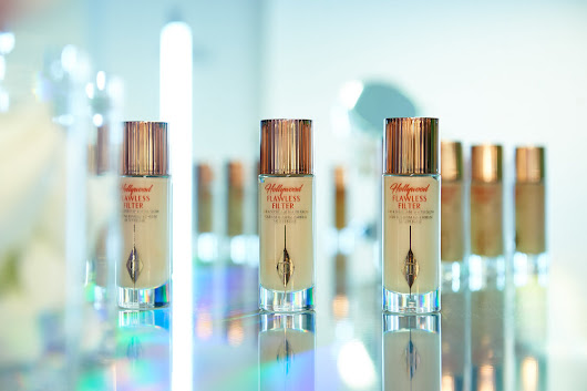 Charlotte Tilbury's Hollywood Flawless Filter | The Wordy Girl
