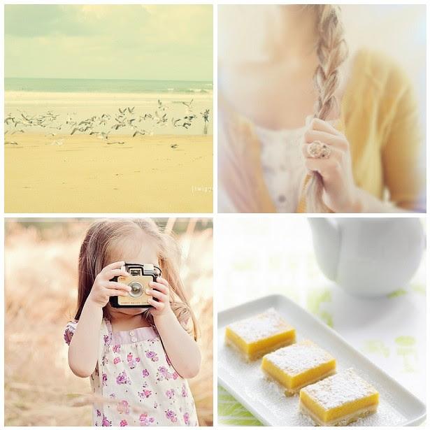 Things I Love Thursdays - creamy yellows