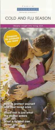 Publix PharmacyDec2011 s New Publix Pharmacy Booklet = Cheap Cold Medicines