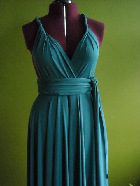 My 100 Day Dress  CUSTOM orders in YOUR COLORS  perfect for your bridesmaids