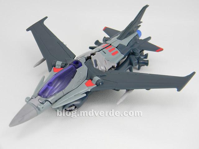 Transformers Starscream Voyager - Prime RID - modo alterno