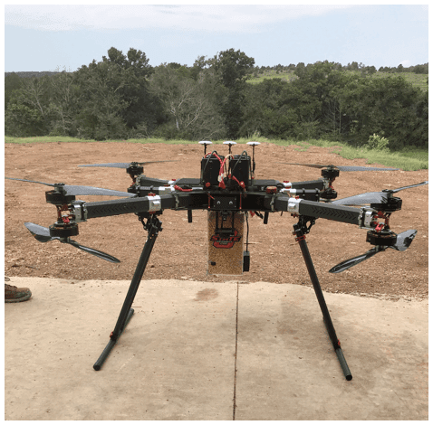 Choctaw Nation of Oklahoma Completes Successful Drone Demonstration - sUAS News - The Business of Drones