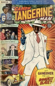 Candy Tangerine Man by Jim Rugg