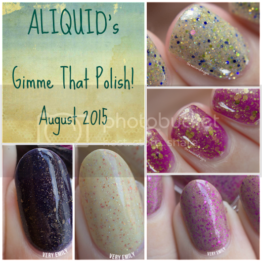 August's Gimme That Polish!
