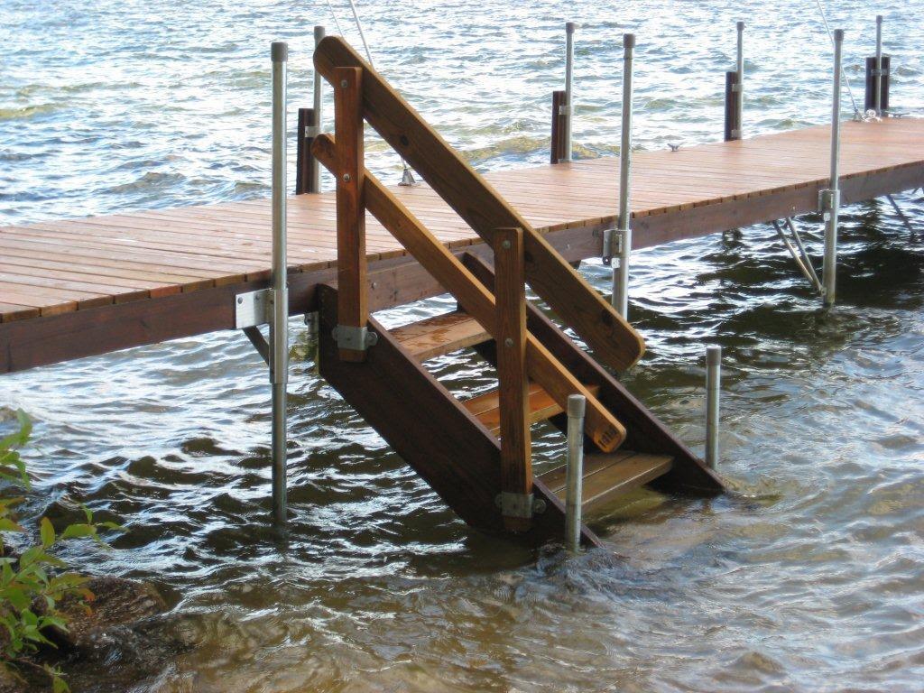 Mac's Custom Wood Docks