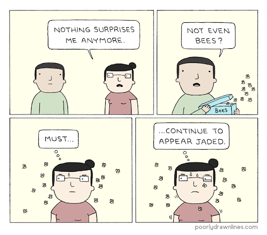 Poorly Drawn Lines – Surprise