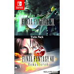 Final Fantasy VII & VIII Remastered Game for Nintendo Switch - Region Free