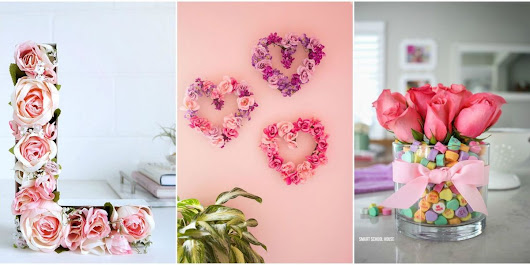 18 Sweet and Simple DIY Valentine's Day Decorations - Valentine Decor