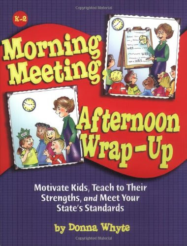 Morning Meeting in 2nd Grade, The Schroeder Page