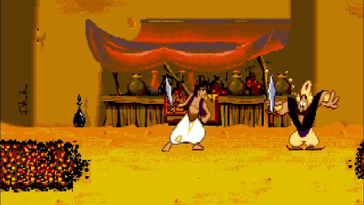 Aladdin and other iconic 16-bit Disney platformers are now available online