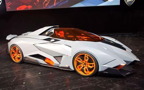 A Sleek New Lamborghini Concept Car (22 pics)   Izismile.com