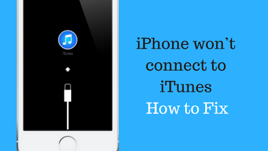 iPhone Wont Connect to iTunes? How to Fix | Tech Tip Trick
