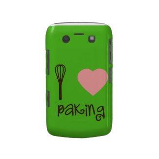 I Heart Baking Phone Case casematecase