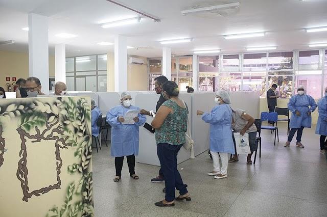 Prefeitura de Parnaíba reabre agendamento de vacinação contra Covid