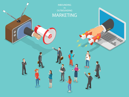 Descubra aqui a diferença entre inbound marketing e outbound marketing - Eduardo Larbac