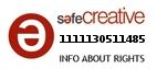 Safe Creative #1111130511485