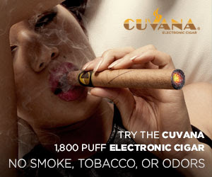 The CUVANA Electronic Cigar