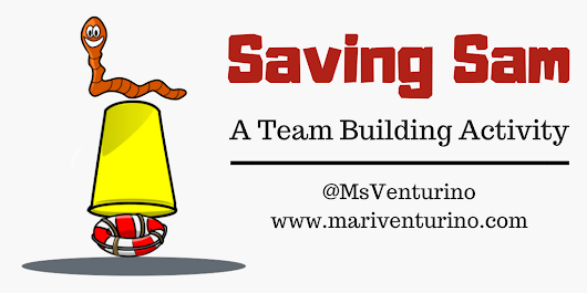 Saving Sam! — A Team Building Activity