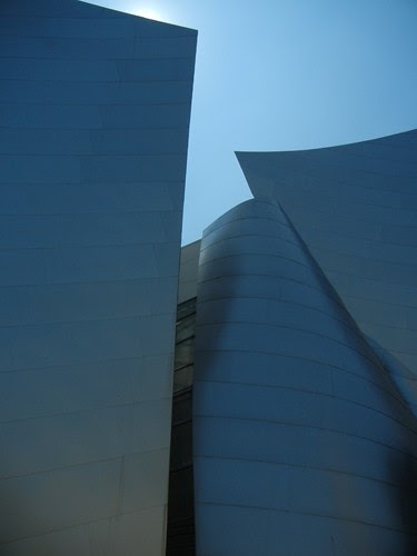 DSCN8533 _ Exterior Detail, Walt Disney Concert Hall, Los Angeles, July 2013