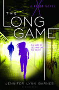 Title: The Long Game: A Fixer Novel, Author: Jennifer Lynn Barnes