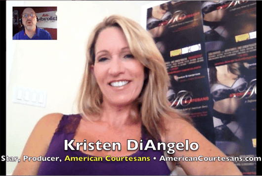 American Courtesan documentary: Secret life of an escort! VIDEO