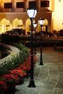 Solar Powered Lamp Post,Garden Lights,Outdoor Lamp Post - Zhuhai ...