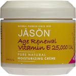 Jason Moisturizing Creme, Age Renewal - 4 oz